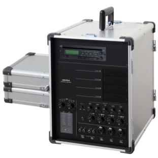 UNI-PEX キャリングアンプ CD/SD/USB付 CGA-134CDA