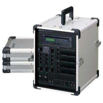 UNI-PEX キャリングアンプ CD付 CGA-200DA