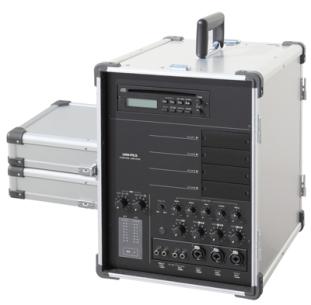 UNI-PEX キャリングアンプ CD付 CGA-704CD