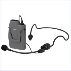 UNI-PEX ワイヤレスマイクロホン ヘッドセット型 WM-3130