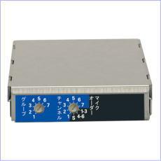 UNI-PEX 800MHz ワイヤレスチューナーユニット ダイバシティ DU-850A
